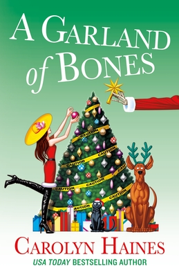 A Garland of Bones: A Sarah Booth Delaney Mystery Cover Image