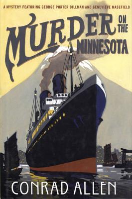 Murder on the Minnesota Cover