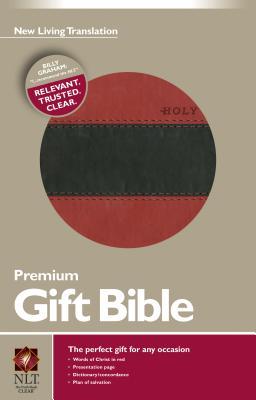 Premium Gift Bible-NLT Cover Image