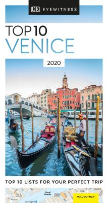 DK Eyewitness Top 10 Venice (Travel Guide) Cover Image