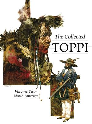 The Collected Toppi Vol. 2: North America Cover Image