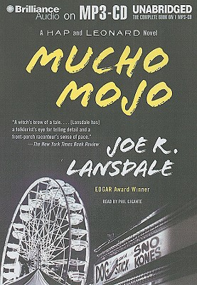 Mucho Mojo Cover Image