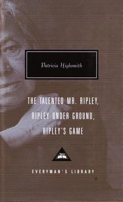 The Talented Mr. Ripley/Ripley Under Ground/Ripley's Game Cover