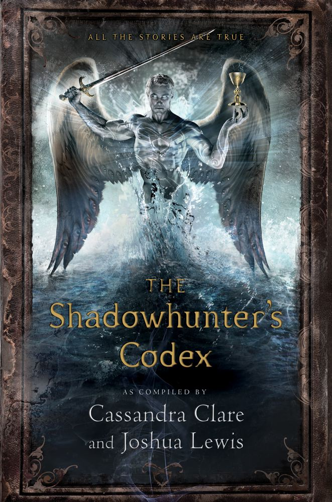 The Shadowhunter's Codex (The Mortal Instruments) Cover Image