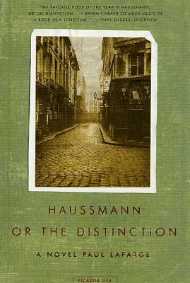 Haussmann, or the Distinction Cover Image