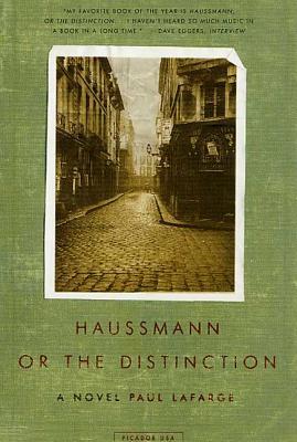 Haussmann, or the Distinction Cover