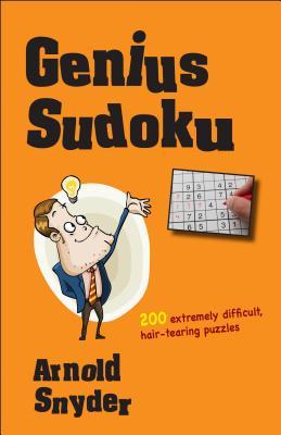 Cover for Genius Sudoku