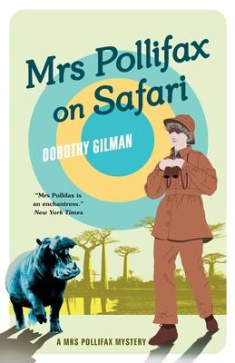 Mrs Pollifax on Safari Cover Image