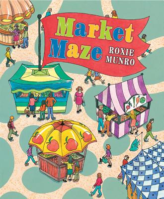 Cover for Market Maze
