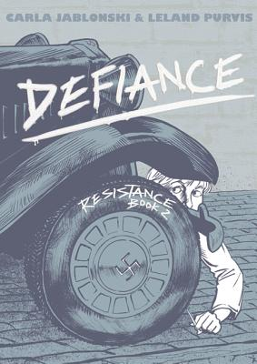 Defiance: Resistance Book 2 Cover Image