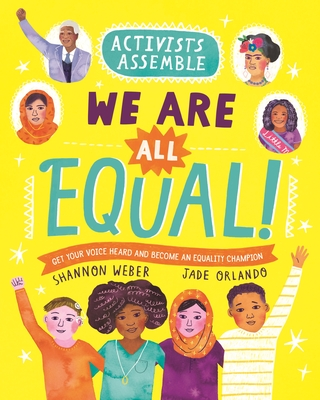 Activists Assemble—We Are All Equal! Cover Image