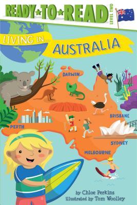 Cover for Living in . . . Australia