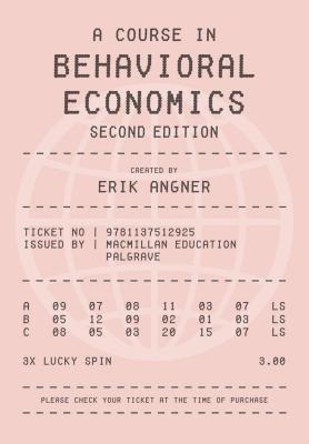 A Course in Behavioral Economics Cover Image