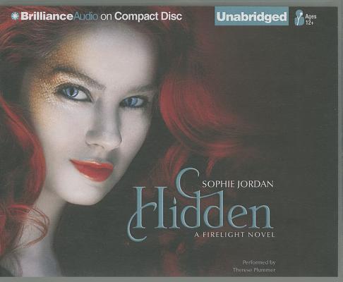 Hidden (Firelight #3) Cover Image
