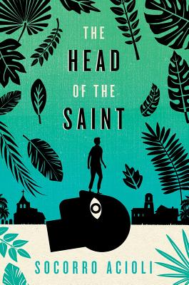 The Head of the Saint Cover