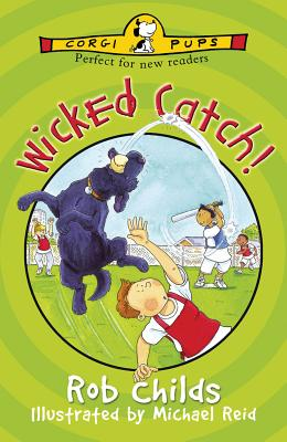 Wicked Catch! Cover Image