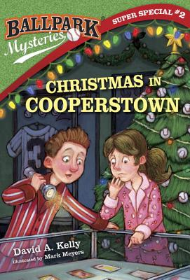 Ballpark Mysteries Super Special #2: Christmas in Cooperstown Cover Image
