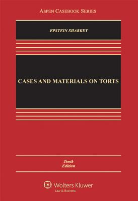 Cases and Materials on Torts Cover Image