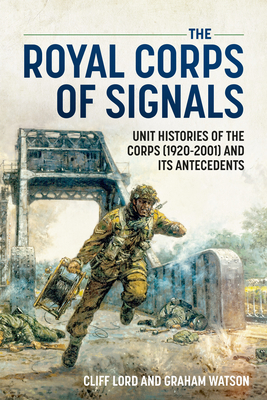 Cover for The Royal Corps of Signals