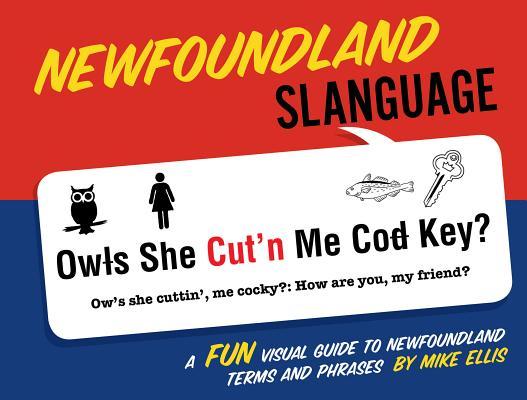 Newfoundland Slanguage Cover Image
