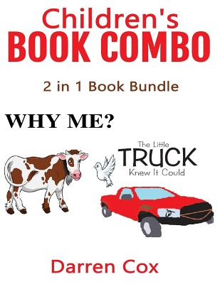 Children's Book Combo: 2 in 1 Book Bundle Cover Image