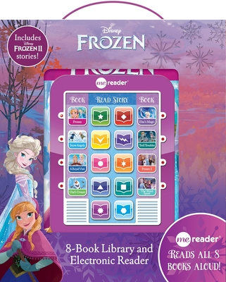 Disney Frozen: Me Reader: 8-Book Library and Electronic Reader Cover Image