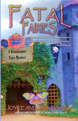 Fatal Fairies (Renaissance Faire Mystery #8) Cover Image