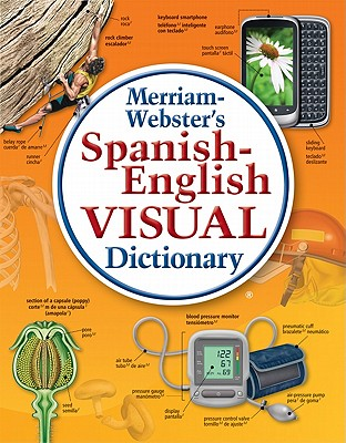 Merriam-Webster's Spanish-English Visual Dictionary Cover Image