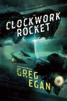 Cover for The Clockwork Rocket