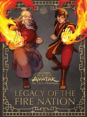 Avatar: The Last Airbender: Legacy of The Fire Nation Cover Image