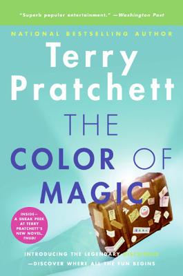 The Color of Magic: A Discworld Novel Cover Image