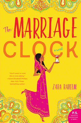 The Marriage Clock: A Novel Cover Image