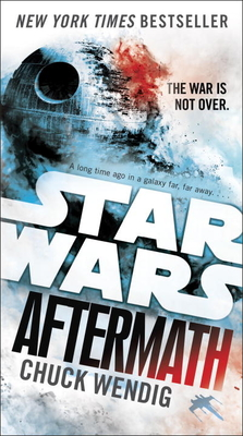 Star Wars: Aftermath (Star Wars: The Aftermath Trilogy #1) Cover Image