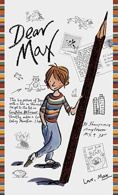 Dear Max Cover