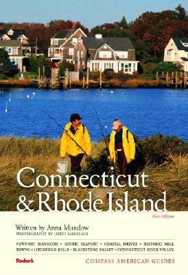 Compass American Guides: Connecticut and Rhode Island, 1st Edition Cover Image