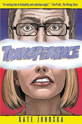 Transference Cover Image