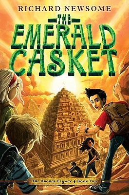 The Emerald Casket Cover
