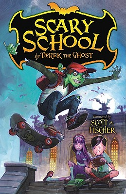Scary School Cover