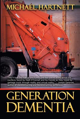 Cover for Generation Dementia