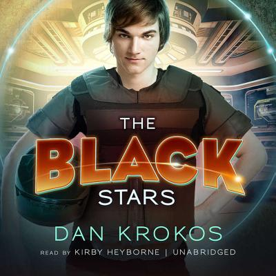 Cover for The Black Stars (Planet Thieves #2)