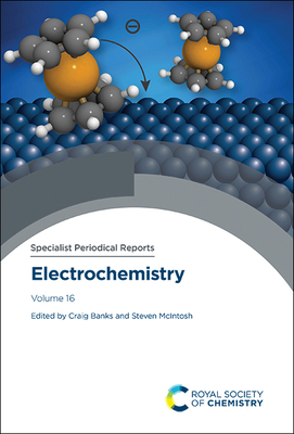 Electrochemistry: Volume 16 Cover Image