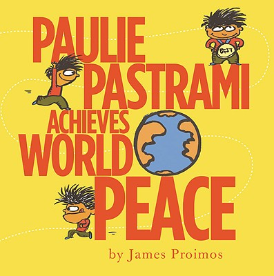 Paulie Pastrami Achieves World Peace Cover