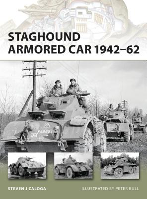 Staghound Armored Car 1942 62 Cover