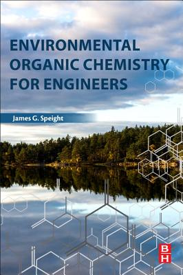 Cover for Environmental Organic Chemistry for Engineers