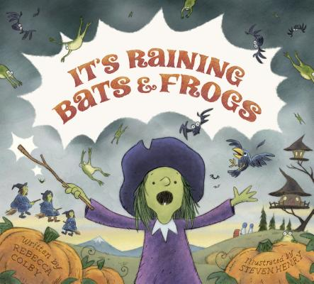 It's Raining Bats & Frogs Cover Image