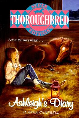 Ashleigh's Diary (Thoroughbred Super #2) Cover Image