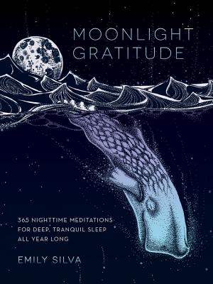Moonlight Gratitude: 365 Nighttime Meditations for Deep, Tranquil Sleep All Year Long (Daily Gratitude #1) Cover Image