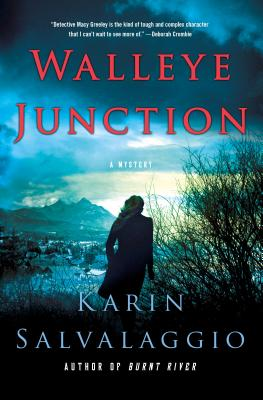 Walleye Junction: A Mystery (Macy Greeley Mysteries #3) Cover Image