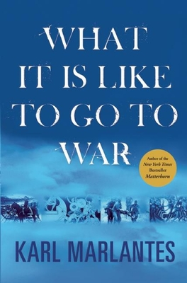 What It Is Like to Go to War Cover