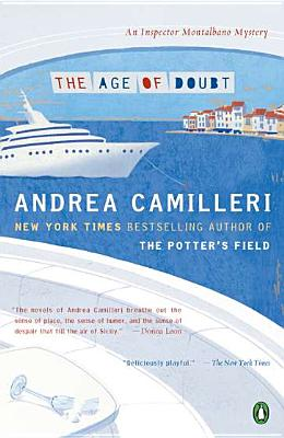 The Age of Doubt (An Inspector Montalbano Mystery #14) Cover Image
